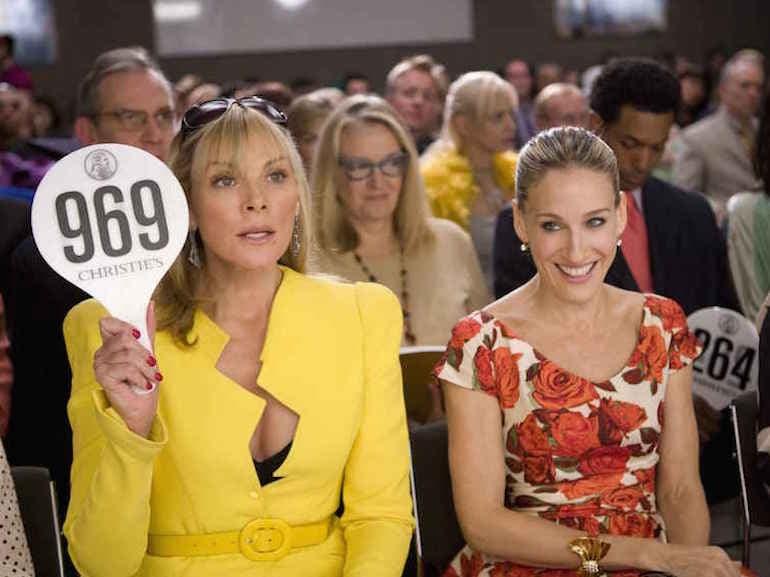 Samantha Jones e Carrie