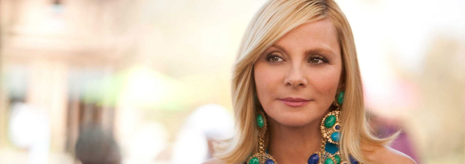Samantha Jones orecchini grandi