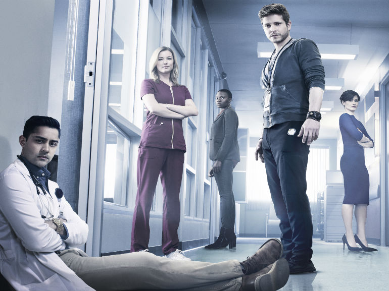 The resident - cast 2