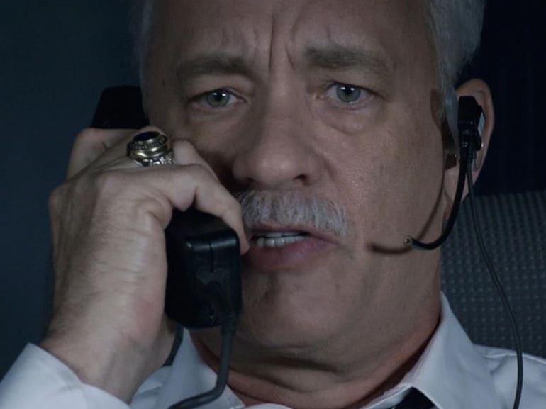 Tom Hanks capelli bianchi