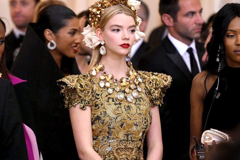 I beauty look più belli dell'attrice e fashion icon Anya Taylor-Joy