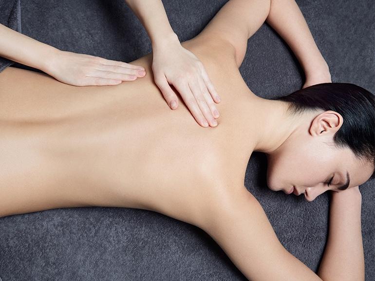 comfort zone massaggio