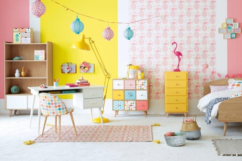 10 idee originali per dare carattere alla casa con il colore