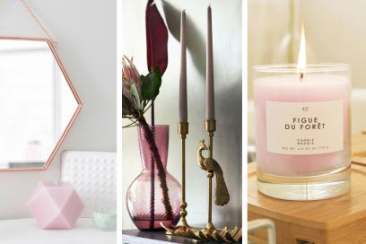 10 idee originali per decorare la casa con le candele