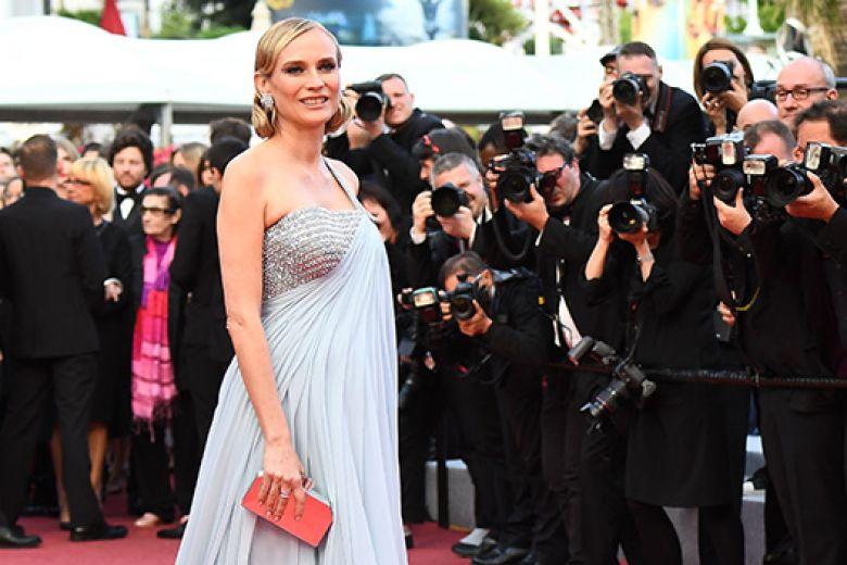 Perché tutti pensano che Diane Kruger sia incinta