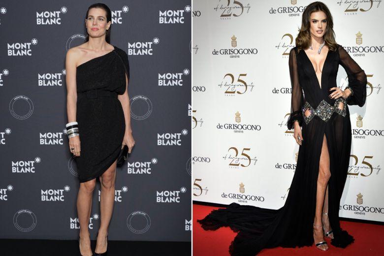Charlotte Casiraghi, Alessandra Ambrosio e le altre star meglio vestite della settimana