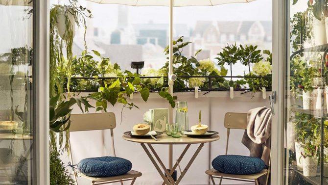 Risultati immagini per decorare balcone piccolo
