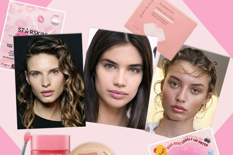 Maschere labbra: i patch e i balsami idratanti da provare