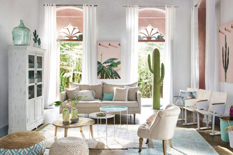 10 colori perfetti per decorare le pareti di casa in estate