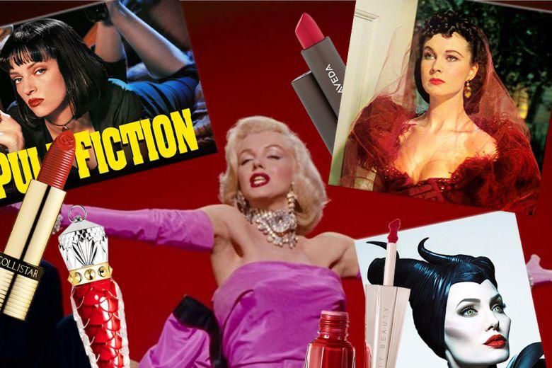 Rossetti rossi: le 10 nuance iconiche nei film e i prodotti per replicarle