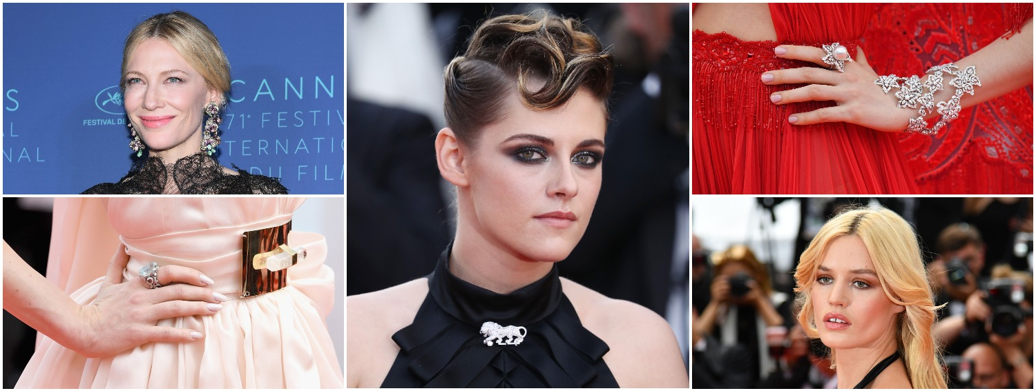 festival di cannes beauty look capelli make up unghie cover desktop