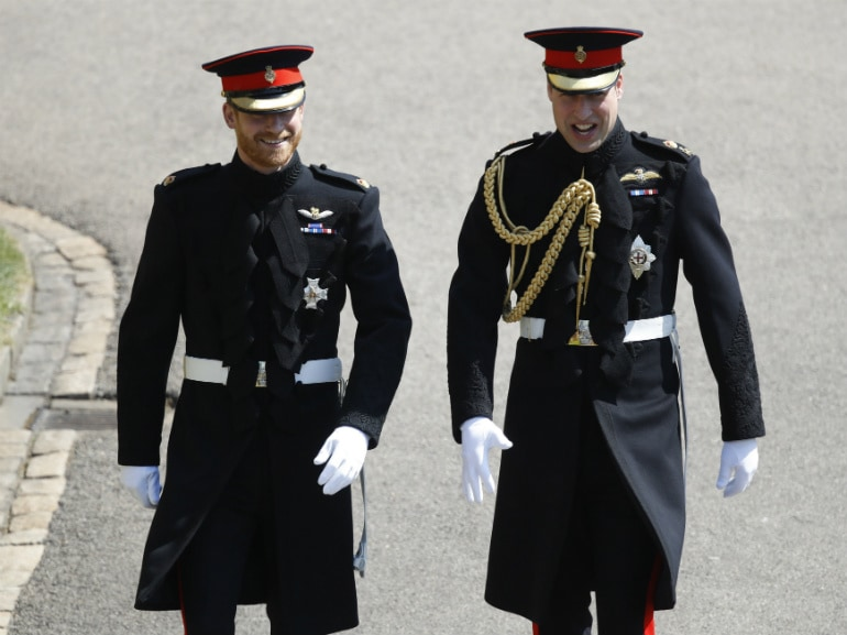 harry e william