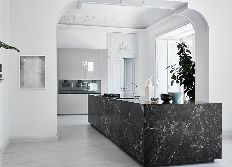 idee arredamento casa marmo 8