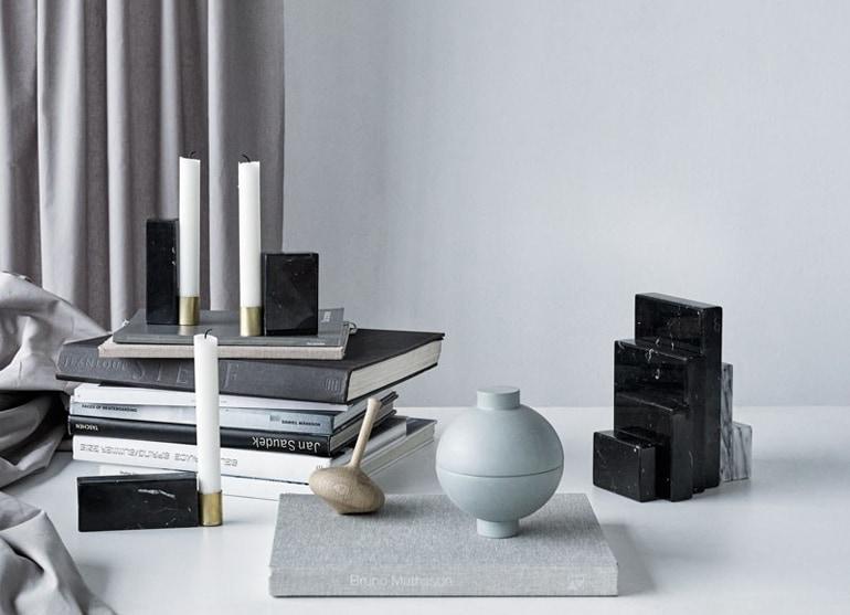 idee arredamento casa marmo 9