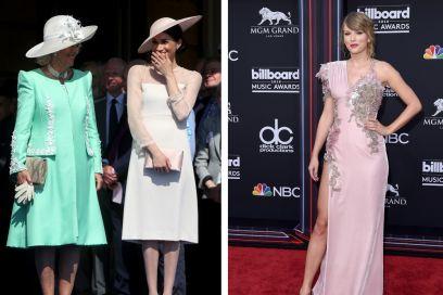 Meghan Markle, Olivia Palermo e le altre star meglio vestite della settimana
