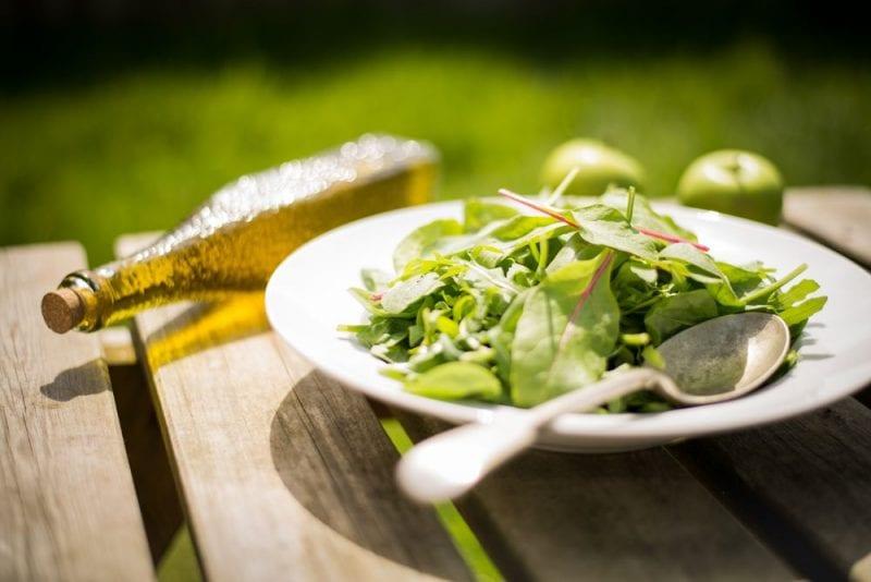 insalata verdure food
