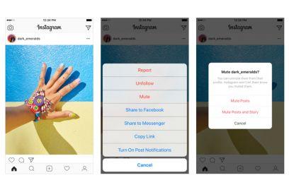 Instagram: si potranno nascondere i profili dal feed senza smettere di seguirli