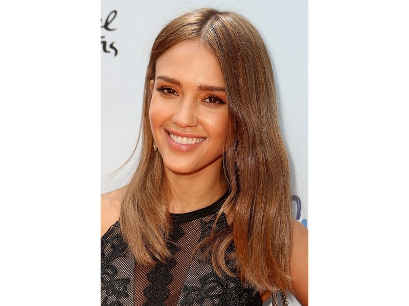 jessica alba beauty look capelli make up (11)