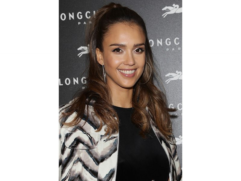 jessica alba beauty look capelli make up (17)