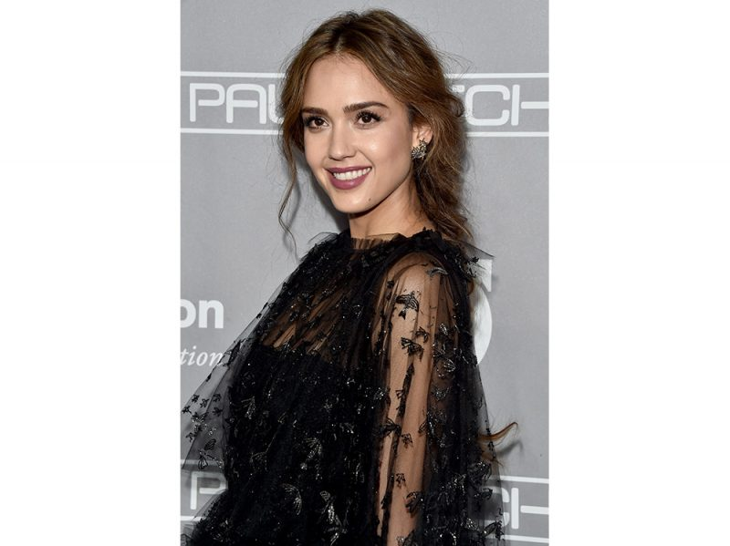 jessica alba beauty look capelli make up (18)