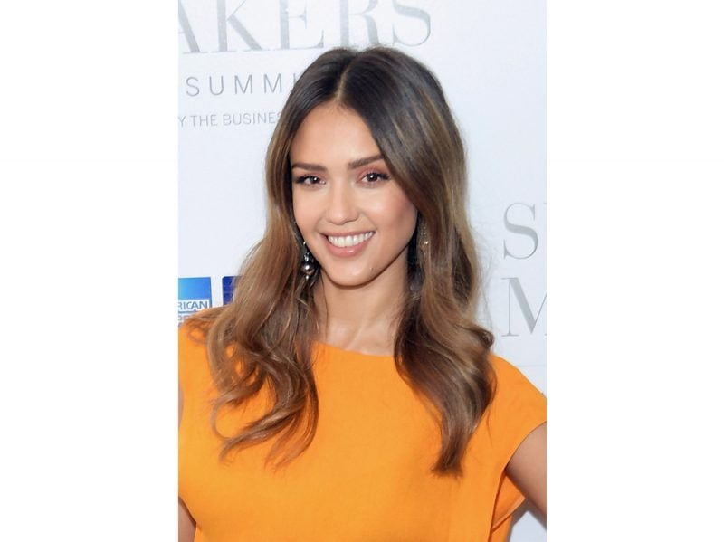 jessica alba beauty look capelli make up (22)
