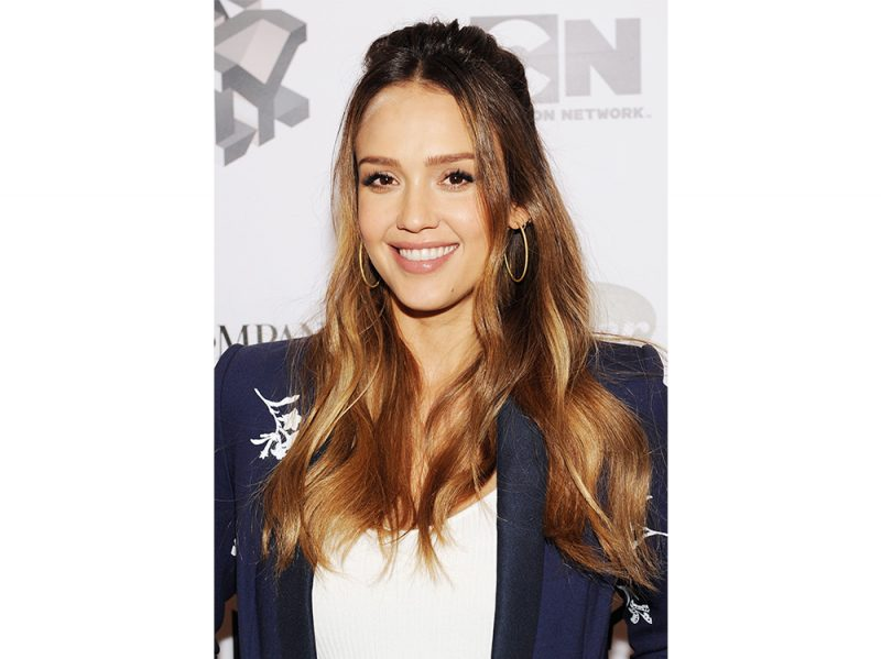 jessica alba beauty look capelli make up (24)