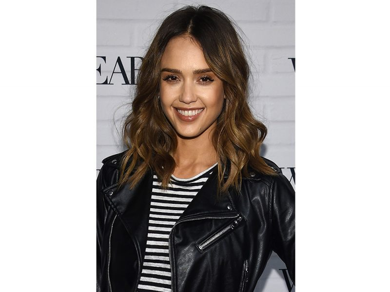 jessica alba beauty look capelli make up (5)