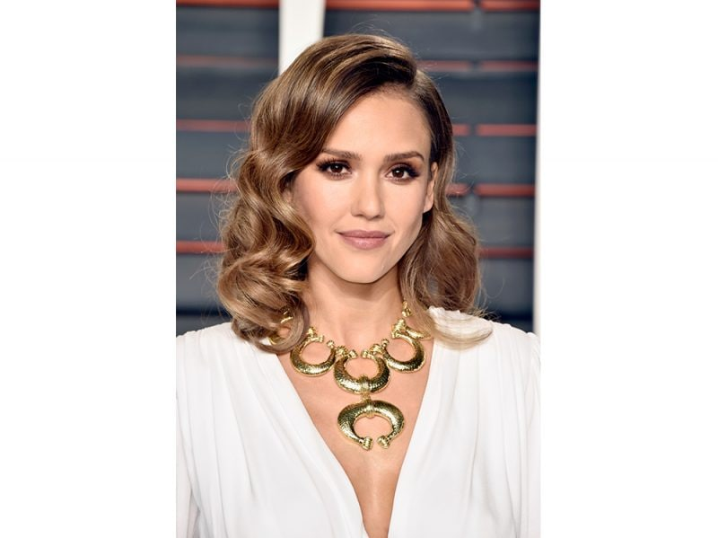 jessica alba beauty look capelli make up (7)