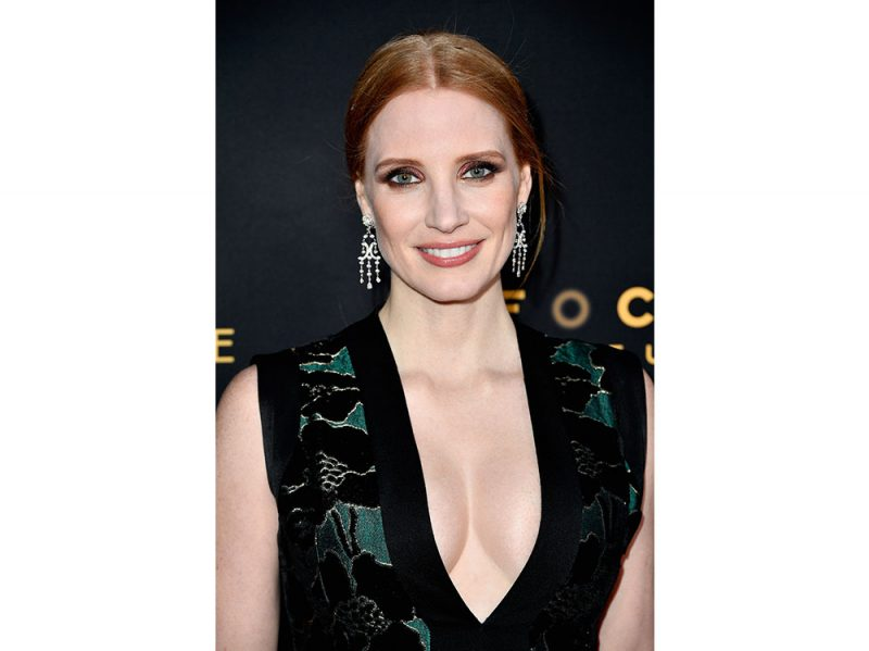 jessica-chastain-smokey-eyes