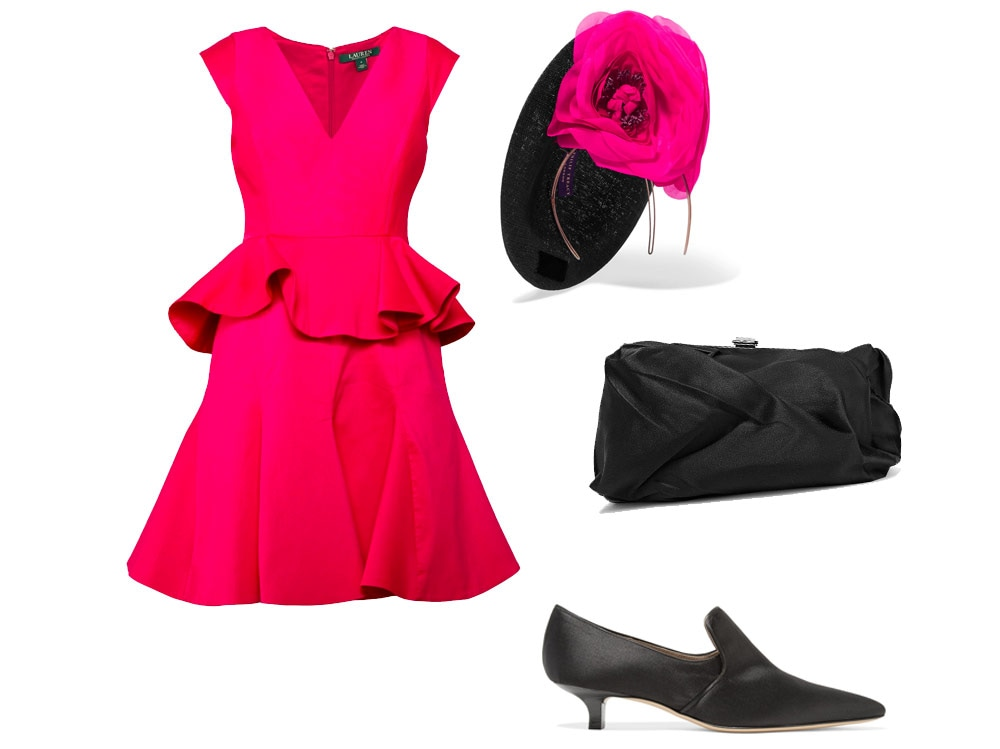 look-7-abito-halston—clutch-proenza–scarpe-the-row—cappello-philip-treacy