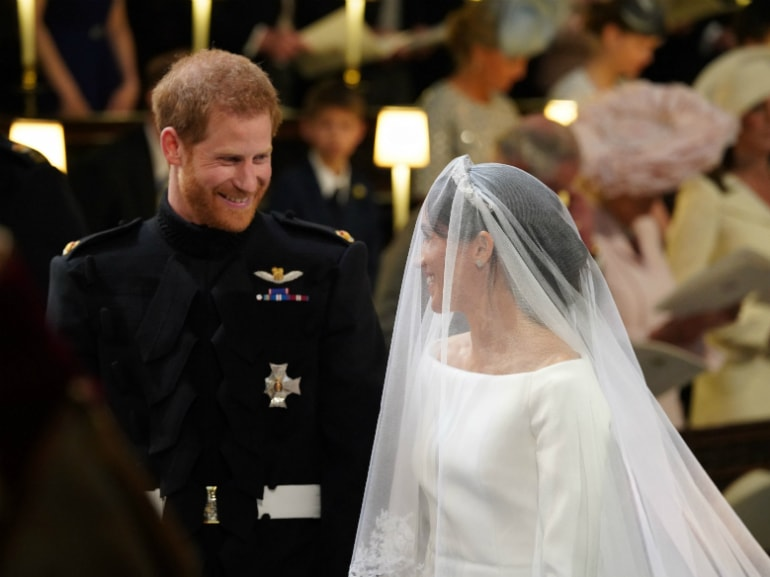 matrimonio harry meghan