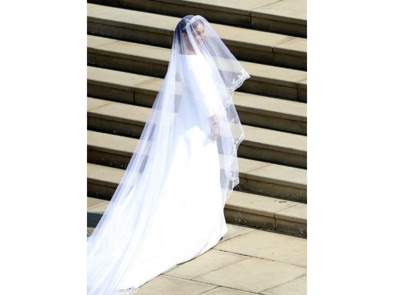 meghan markle vestito sposa