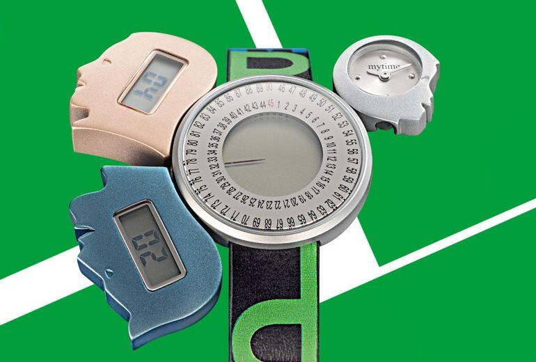 Morellato presenta l'orologio-opera firmato dall'artista Gaetano Pesce