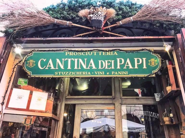prosciutteria roma aperitivi