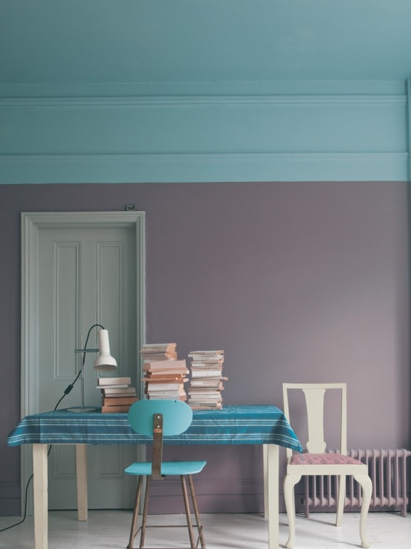 Verf Farrow & Ball Brassica 271 (1)