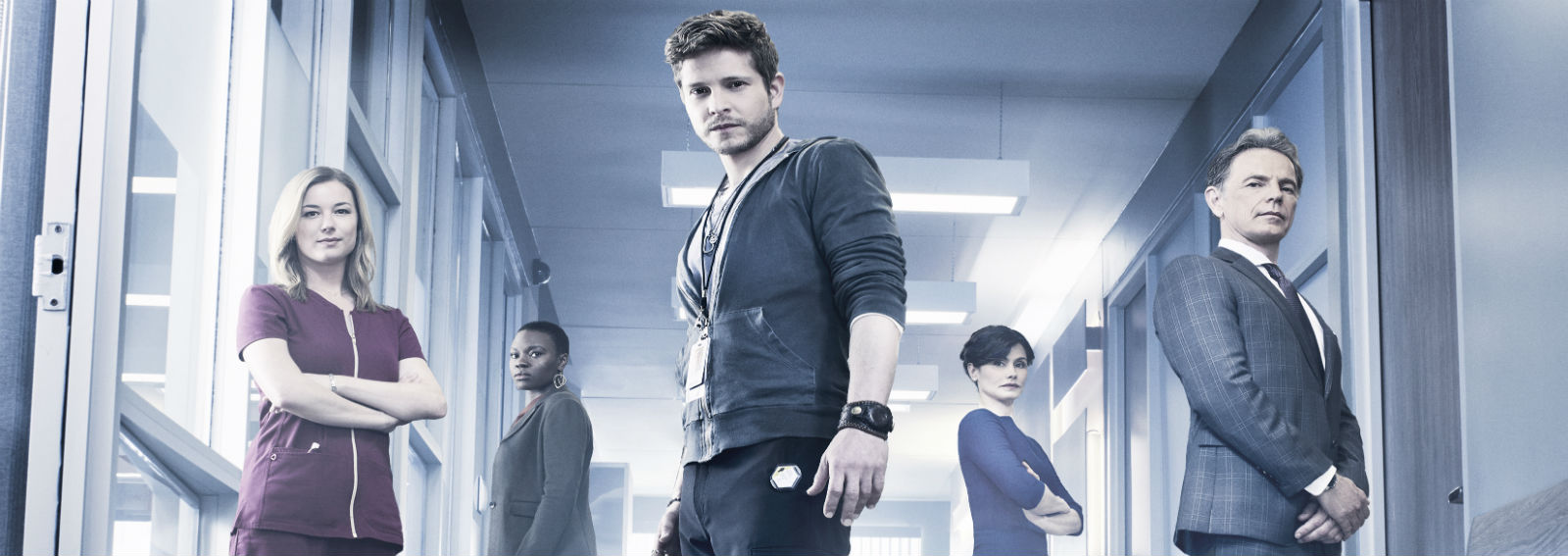 the resident - cast