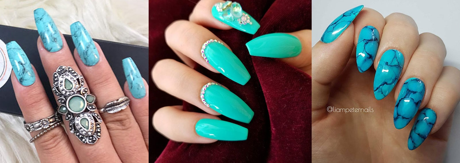 turquoise-nails-nail-art-turchese-unghie-estate-2018-COVER-DEKSTOP