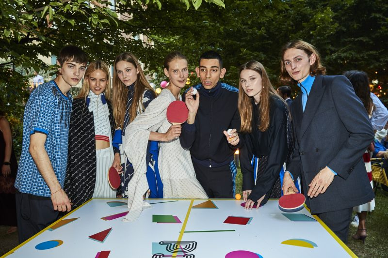 Stella McCartney Garden Party 2019