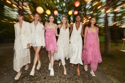Stella McCartney garden party 2019