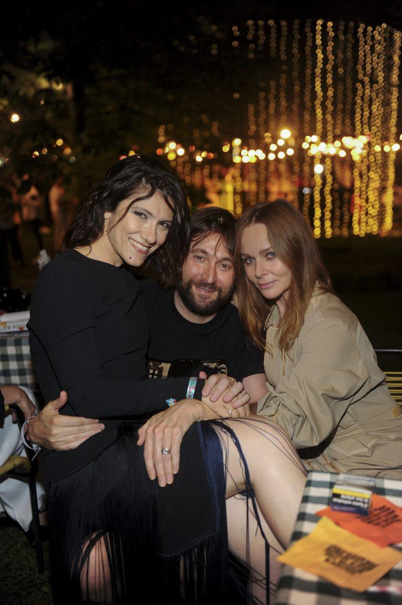 Elisa Toffoli, Francesco Vezzoli e Stella McCartney