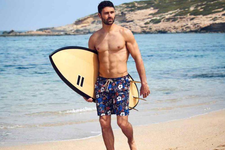 Intimissimi Uomo: nuova collezione Beachwear all'insegna dello sport