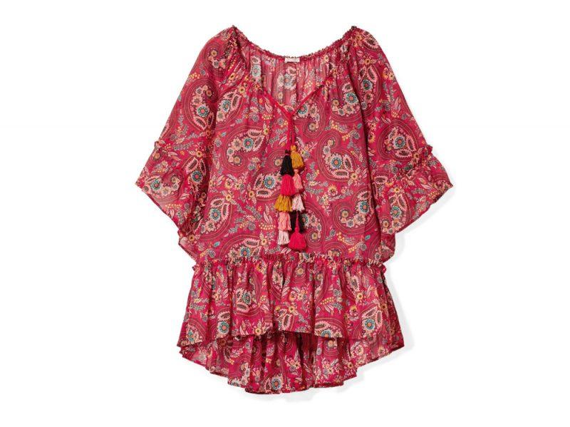 eec2a640479a Abbigliamento con nappe e nappine: il must per l'estate 2018