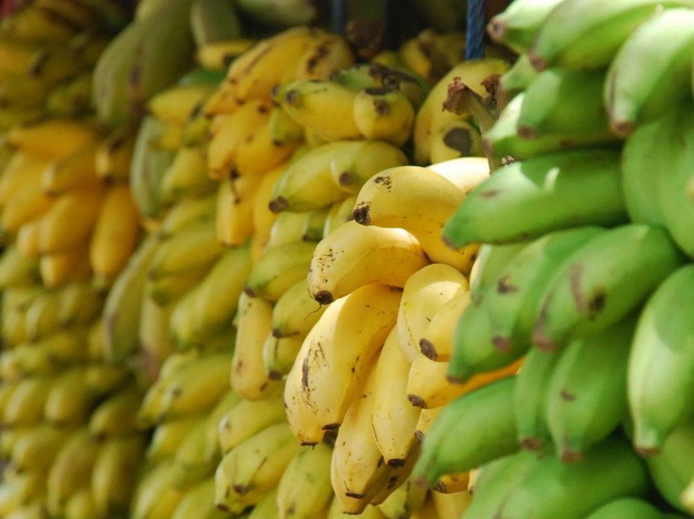 Banane frutta