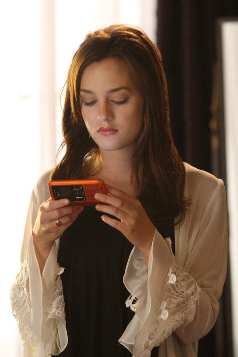 Blair Waldorf telefono