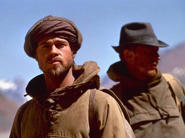 Brad Pitt deserto