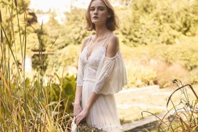 10 abiti da sposa in stile boho-chic