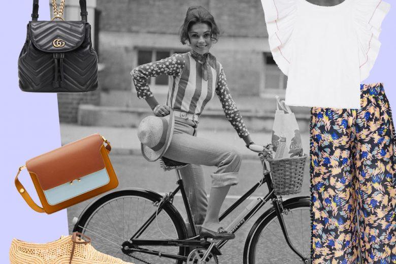 Come vestirsi per andare in bici in estate (con stile)