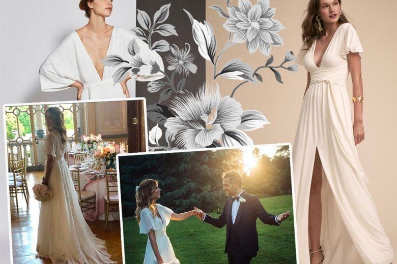 10 abiti da sposa come quello di Filippa Lagerback