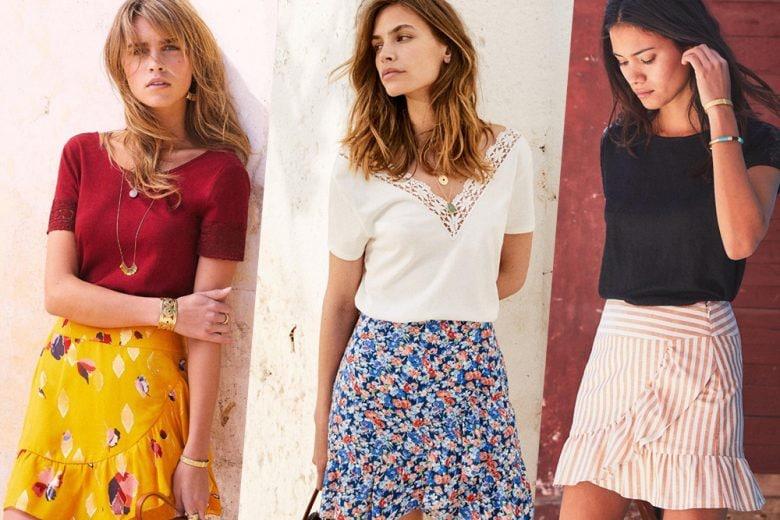 Minigonne: 6 idee di look super fashion da copiare quest'estate