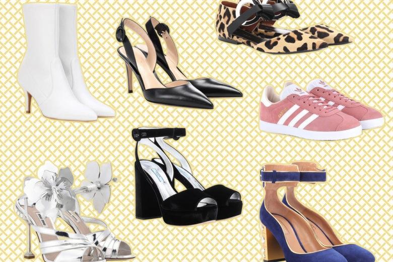 10 scarpe da comprare con i saldi